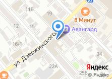 Компания «КонфеКты московские» на карте