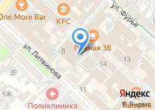 Компания «С Иголочки» на карте