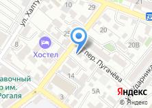 Компания «Ушаковская» на карте