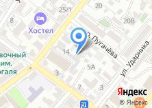 Компания «Геопроект» на карте