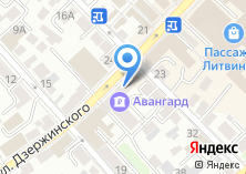 Компания «Алор-Восточная Сибирь» на карте