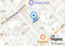 Компания «Сигнал+» на карте