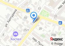 Компания «ВостокСпецБизнес» на карте