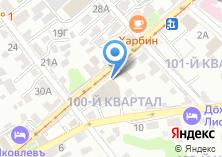 Компания «Аромат» на карте