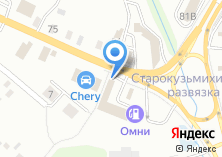 Компания «АВТО ВИЛГУД» на карте