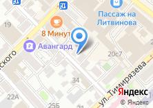 Компания «АВЕНТУРА» на карте