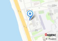 Компания «АЗС КрайсНефть» на карте