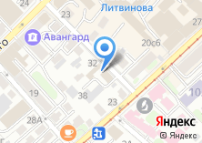 Компания «Радио Рекорд» на карте