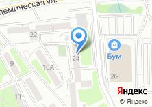 Компания «Мастер ТВ» на карте