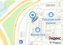 Компания «Маэстро торгово-производственная компания» на карте