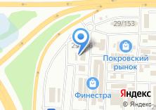 Компания «Фасад» на карте