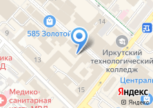 Компания «Марфа» на карте