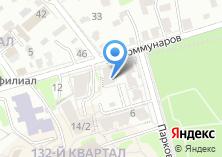 Компания «НИИ КЛИНИЧЕСКОЙ МЕДИЦИНЫ» на карте