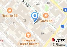 Компания «Sela» на карте