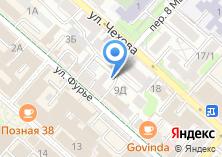 Компания «РЕКЛАМНО-ПРОИЗВОДСТВЕННАЯ ГРУППА АБРИКОС» на карте