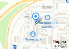 Компания «Мир ковки» на карте