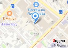 Компания «Сэйфит» на карте
