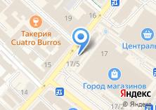 Компания «Mobi» на карте