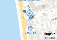 Компания «ЦКИ» на карте