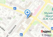 Компания «УЛИГЕР» на карте