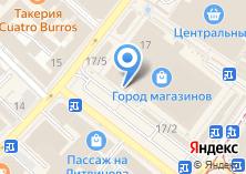 Компания «ГОРОДСКОЕ СБЕРЕГАТЕЛЬНОЕ ОТДЕЛЕНИЕ» на карте