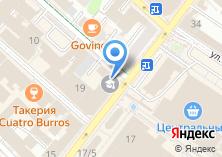 Компания «Байкалчассервис» на карте