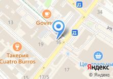 Компания «Гладиатор» на карте