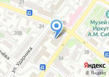 Компания «Байкал Интеграция» на карте