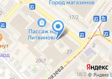 Компания «iPrint38» на карте
