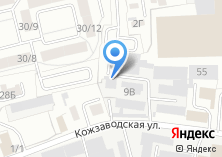 Компания «Федор Форточкин» на карте
