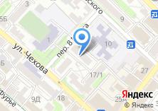 Компания «Данкил» на карте