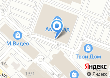 Компания «Автошанс» на карте