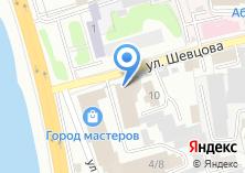 Компания «База» на карте