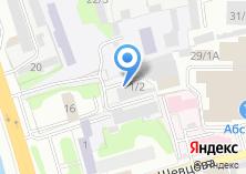 Компания «Тимбермаш Байкал» на карте