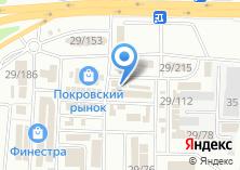 Компания «Магазин погонажных и столярных изделий» на карте