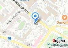 Компания «Департамент оценки и развития бизнеса» на карте