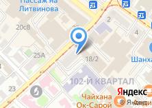 Компания «Центр инновационной медицины СО РАМН» на карте