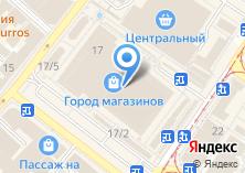 Компания «Арбуз» на карте
