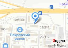 Компания «Гарант-М» на карте