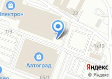 Компания «Двери.ru» на карте