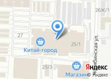 Компания «Festival» на карте