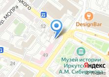 Компания «Sofia салон дверей» на карте