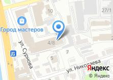 Компания «МИР СВАРКИ-силикатпром официальный представитель ESAB EWM BLUEWELD» на карте