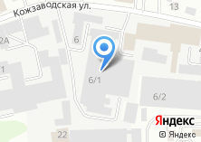 Компания «СибЭнерго» на карте
