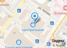 Компания «АлРайсПартнер» на карте