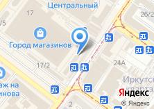 Компания «Большие люди» на карте