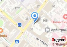 Компания «SMETANA» на карте