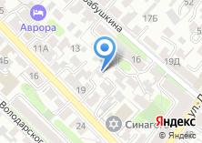 Компания «Крошкин дом» на карте