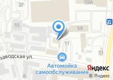 Компания «Kruzak сервис» на карте