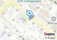 Компания «ИркутскРемСтрой+» на карте